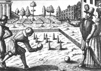 History of Lawn Bowling